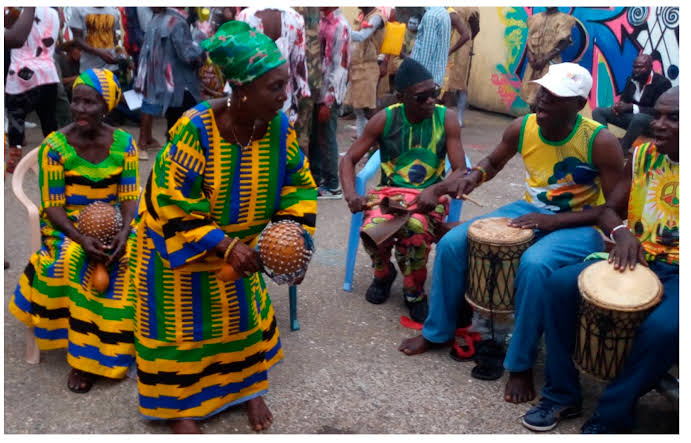 Tabom: The Afro-Brazilians Of Yoruba Descent Who Resettled In ...