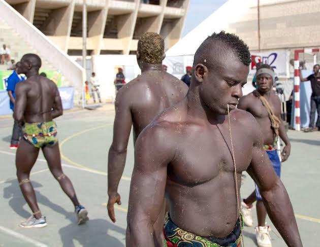 Senegalese Wrestling: To Be A Wrestler In Senegal, You