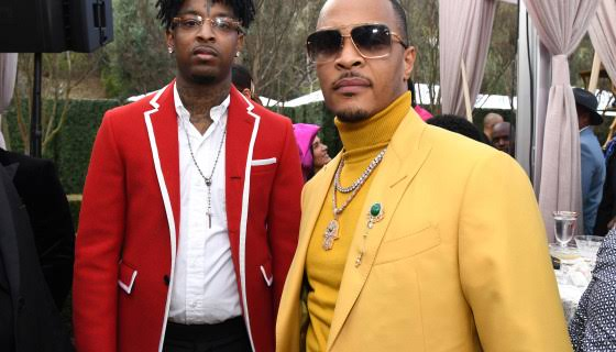 T.I and 21 Savage