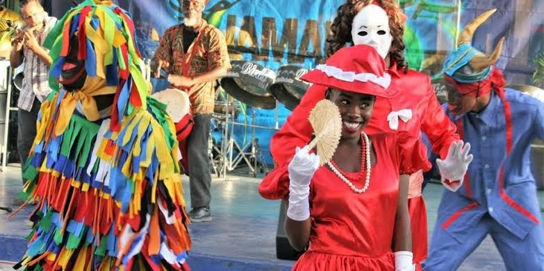 Red Eboe: Check Out The Similarities Between Jamaicans And The Igbo people Of West Africa