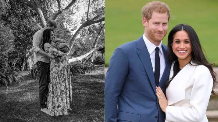Prince Harry And Meghan Markle Welcome Their Daughter, Baby Lilibet Diana Windsor!