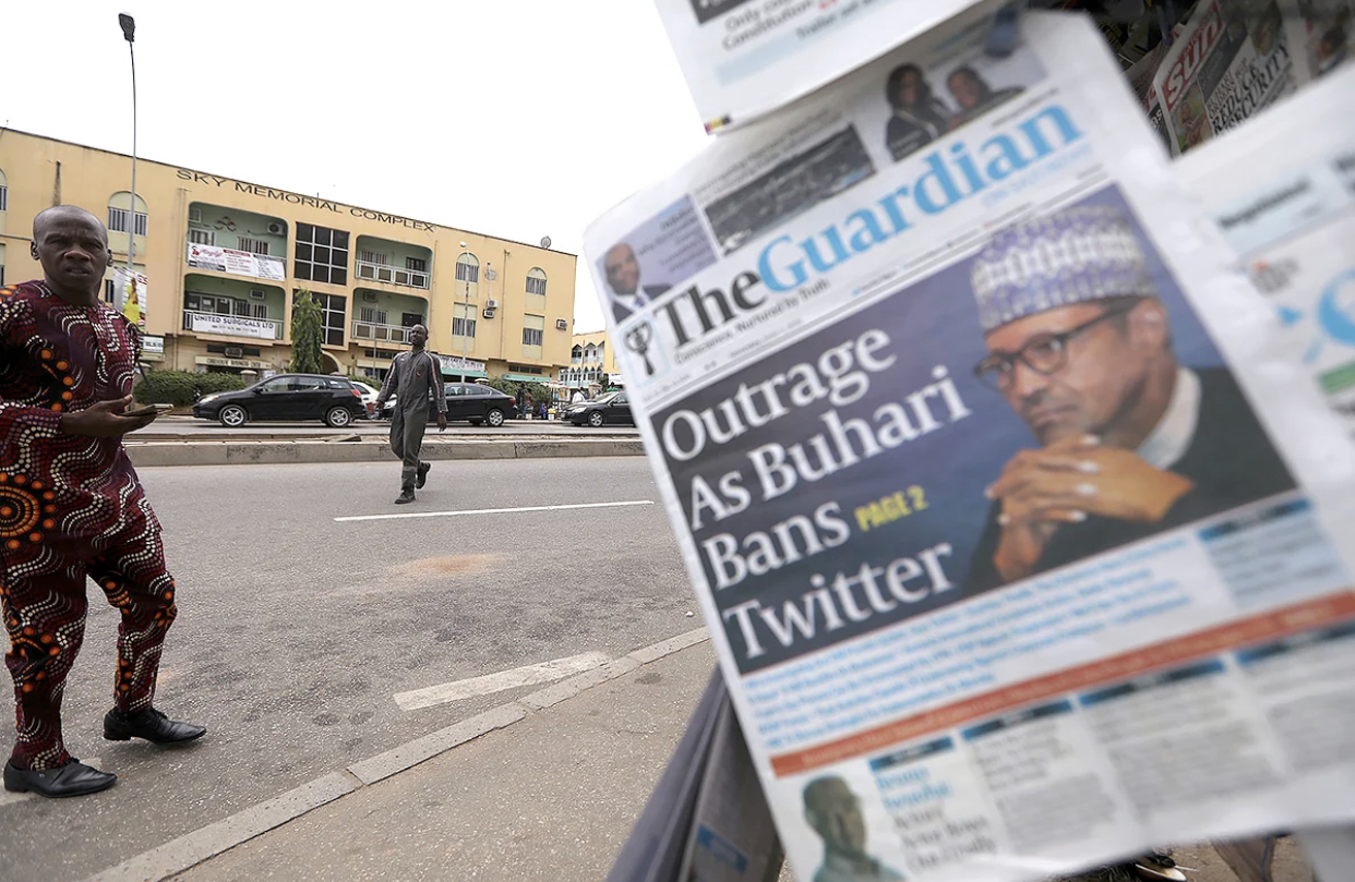After Banning Twitter, The Nigerian government instructs all social media platforms to register and pay tax or risk a Ban
