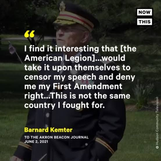 Ohio Memorial Day Organizers Cut Truth Saying Veteran's Mic Off, For Saying Freed Slaves were First to Commemorate the Holiday