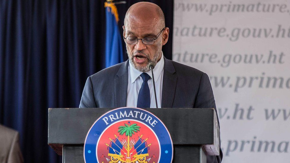 Haiti Appoints new Prime Minister Ariel Henry, Weeks after the Assasination of its president