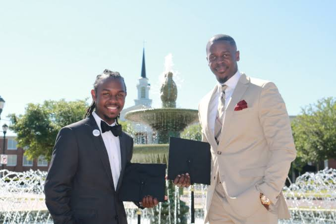 Meet The Father and Son Duo Who Graduated From College On the Same Day