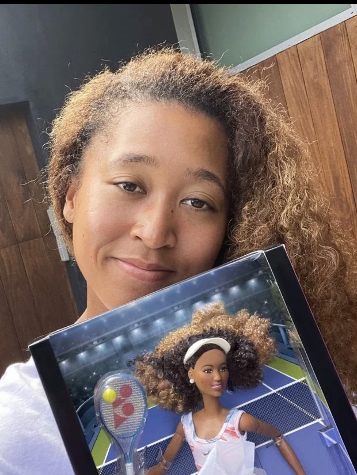 Hours after Launch, Naomi Osaka's Barbie Doll Sells out, Due to High Demand