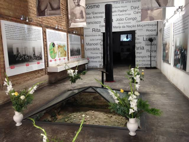 Largest Cemetery For Enslaved Africans in Brazil, Turned into Pretos Novos Museum in Rio