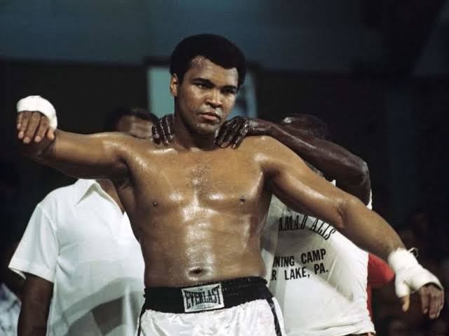 Muhammad Ali's ancestry traced as the great-great-great grandson of heroic enslaved Archer Alexander